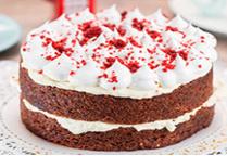Red Velvet Cake 12 a 15 Porciones