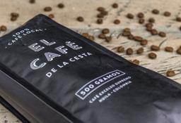 Bolsa de Café en Grano o Molido