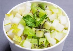 Parfait  de frutos verdes