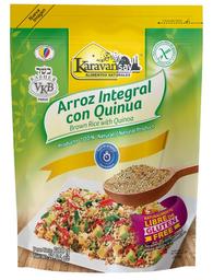 Arroz Integral Karavansay Con Quinua Bolsa 500 g