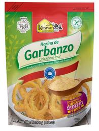 Harina de Garbanzo Karavansay Precocida Bolsa 500 g