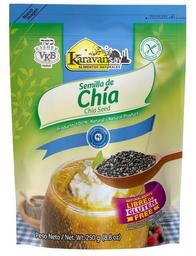 Semillas de Chía Karavansay Bolsa 250 g
