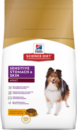 Hill's Science Diet Adult Sensitive Stomach and Skin 15.5lb