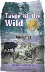Taste of the Wild Sierra Mountain 6.3Kg