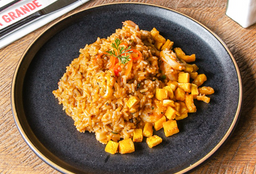 Arroz Encocado del Pacifico