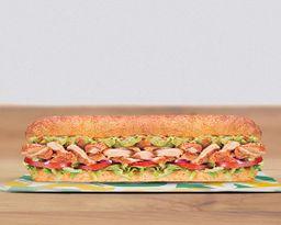Sándwich Pollo Estilo Rostizado Mexicano 30 cm