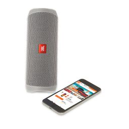 Parlante Flip 4 Jbl Bluetooth Grey