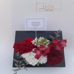 Mosaico Floral LauVal