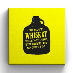 Cuadro Lienzo Whiskey