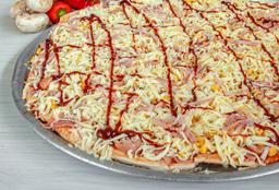 Pizza Ranchera Familiar