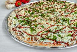 Pizza Familiar de Carnes