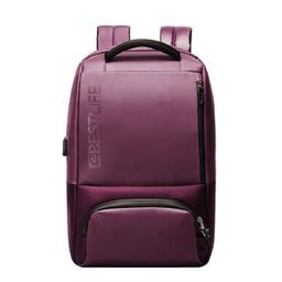 Mochila Travel Safe Backpack BB-3401-1R-15.7