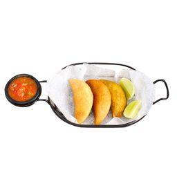 Platillo de Empanadas