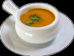 Sopa de ahuyama