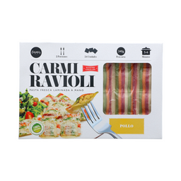 Raviolis de Pollo Carmi s 24 U