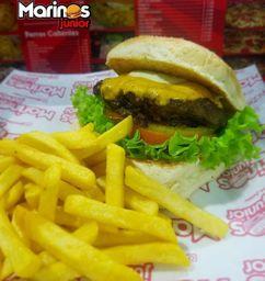 Combos de hamburguesa
