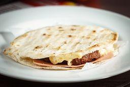 Arepa Burger Casera