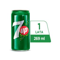 Gaseosa 7 Up 269 ml