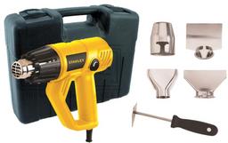 Pistola De Calor 1800w 600 Grados + Kit Accesorios - Stanley