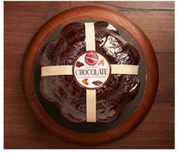 Ponque de Chocolate Sin Azúcar