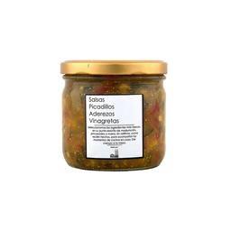Picadillo Atrezzos de Verduras a La Mostaza 450 mL