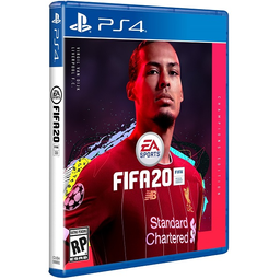 Fifa 20 PlayStation 4 Champions Edition