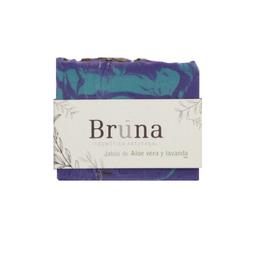 Jabon Bruna de Lavanda y Aloe Vera 100 g