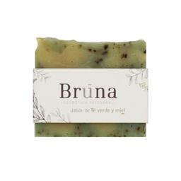 Jabon Bruna de Te Verde y Miel 100 g