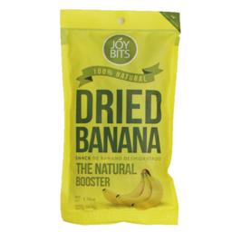Snack Joy Bites de Banano Deshidratado 50 g