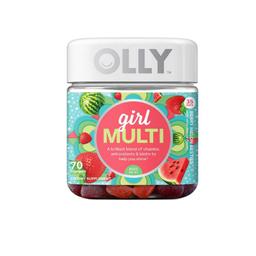 Suplemento Dietario Olly Girl Multi 70 U