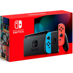 Consola Nintendo Switch 32gb New Model Color Neon