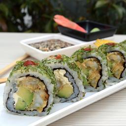 Rollos de sushi Tekesai