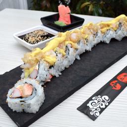 Rollos de sushi Boom Roll