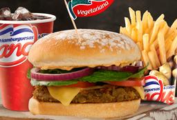 Combo Hamburguesa Vegetariana