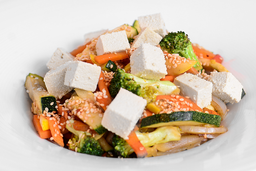 Salteado Vegetariano