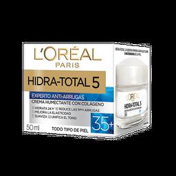 Crema Humectante con colágeno anti-arrugas +35 día - L´oréal