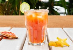 Agua de Panela con Limón y Cardamomo