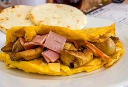 Omelette o Revueltos