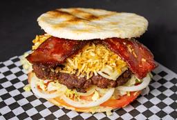 Burger Arepa Especial