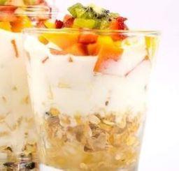 Pot de Fruta Helado