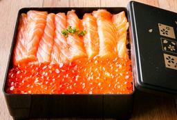 Sushi Sake Ikura Don (M)