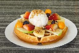 Waffle Primavera