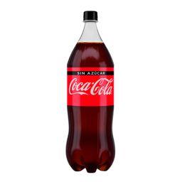 Gaseosa Grande Coca-Cola sin Azúcar
