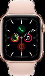 Apple Watch S5 40 Gld Al Ps Sp Gps-Lae