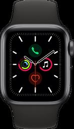 Apple Watch S5 40 Sg Al Bl Sp Gps-Lae