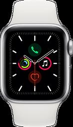 Apple Watch S5 44 Sil Al Wt Sp Gps-Lae