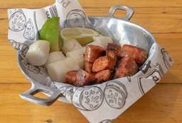 Picada de Chorizo Mexicano