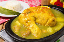 Sancocho de Pollo