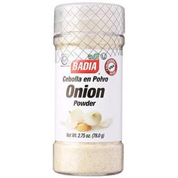 Cebolla en Polvo Badia 78.0 g