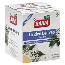 Té de Tilo Badia 1.3 g x 10